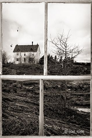 Newfoundland Photographer Earl Rose