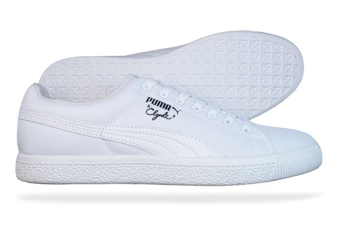 Puma Clyde X Undftd Ripstop Mens Trainers / Shoes - White PROMO CODE FOR 10% OFF   SPRING10  at galaxysports.co.uk  #footwear #sports #mensfashion #menstrainers #trainers #sneakers #discount #shoes #adidas #nike #reebok #puma #branded #sneakers #shoes #trends #style #streetstyle #streetwear #puma #promocode #sale #footwear#for#sale