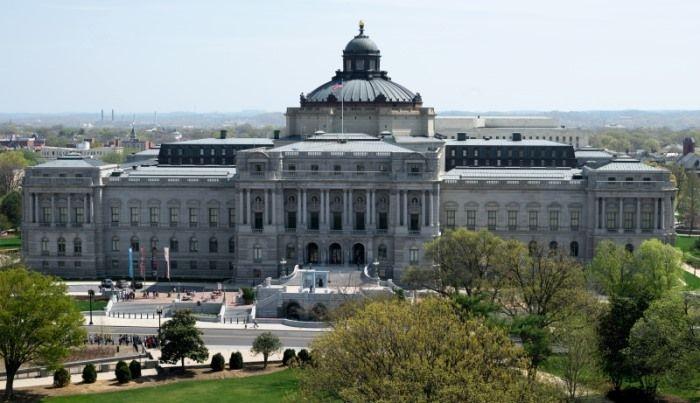 Библиотека Конгресса в Вашингтоне - Все самое интересное о странствиях и туризме