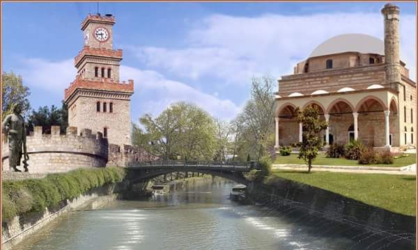Trikala city - Central Greece One of the most beautiful cities in Greece!