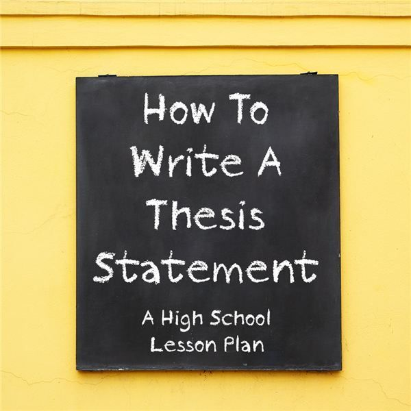 thesis english literature