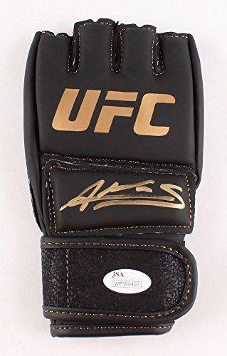 Amanda Nunes Signed Everlast Glove JSA COA Ufc WomenS Bantamweight Champion - Authentic Signed Autograph.