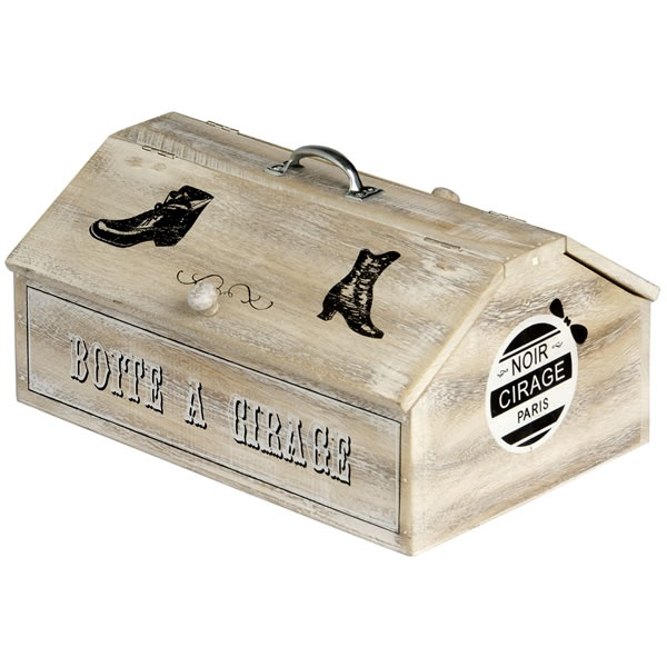 shoe cleaning box
