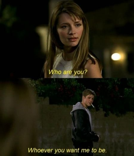 the oc.. Oh how I wished I lived there, until mischa starting shooting people