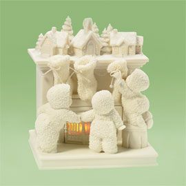 """Department 56: Products - """"Has Santa Been Here Yet?"""" - View Products"""