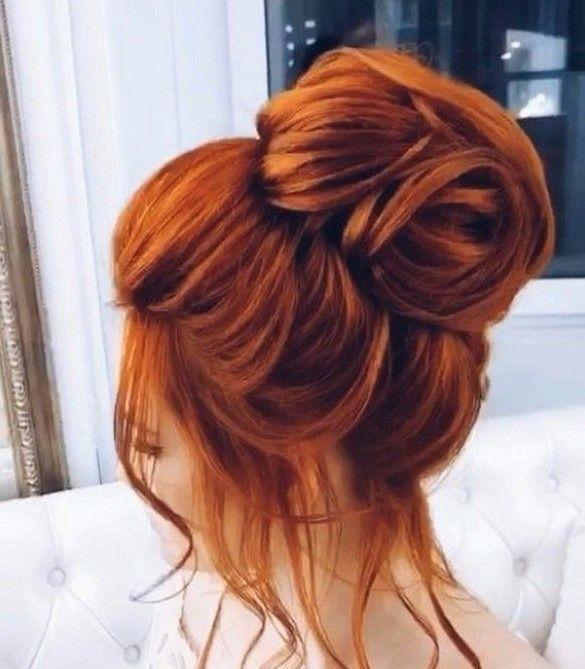 Frauen mit Rote Haare tragen diesen Brautfrisuren! – #Brautfrisuren #Diesen #Fra… – Martha Korngold
