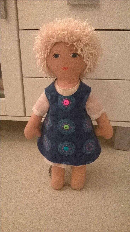 Sanna Unicef-nukke