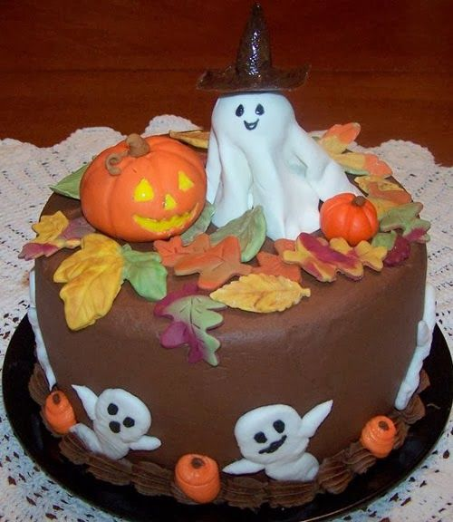 38 best good witch images on pinterest halloween witches Cute easy halloween cakes