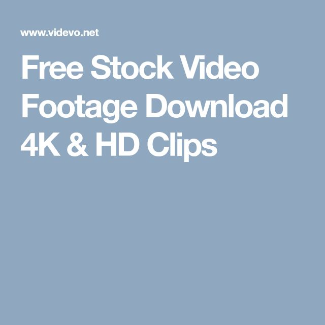 Free  Stock Video Footage Download 4K & HD Clips