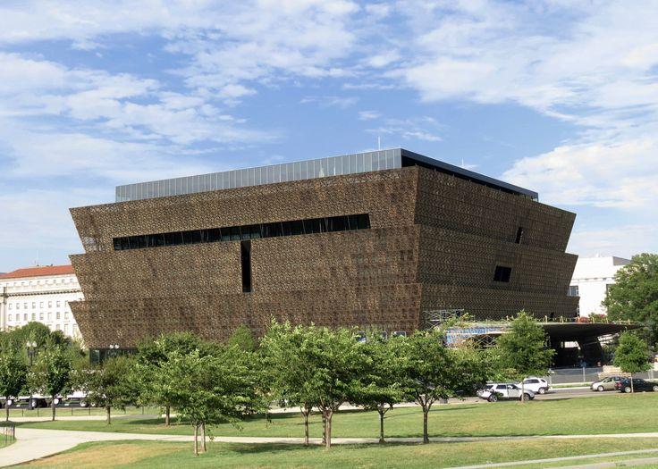 Galeria: Museu Nacional da História Afro-americana de David Adjaye, pelas lentes…