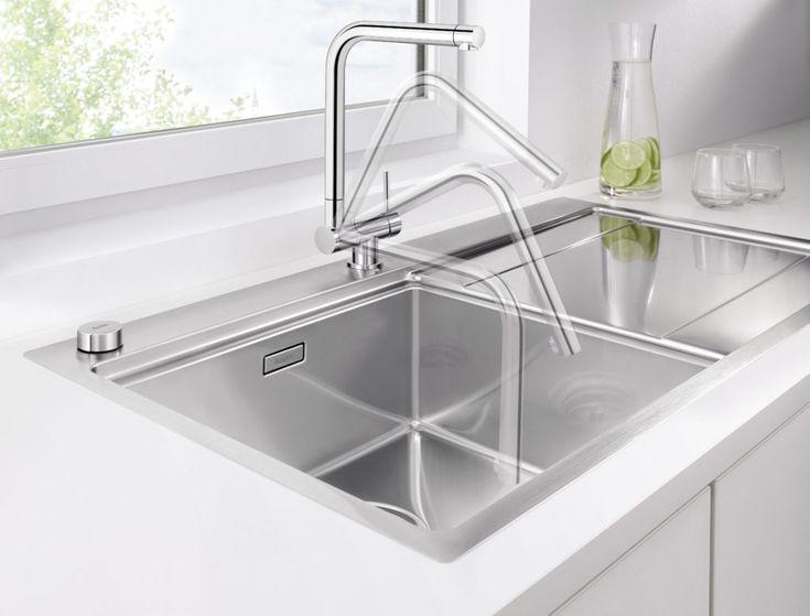 Funktionalität U0026 Ästhetik: Spülen Für Design Küchen Von BLANCO   Design