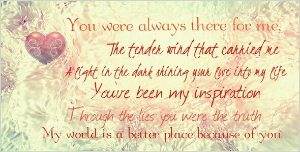 Because You Loved Me Quotes: 17 Best Images About Poems On Pinterest