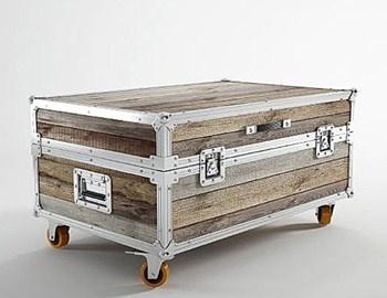 Η ανακύκλωση ξύλου teak και η επαναχρησιμοποίηση του σε νέα έπιπλα από την Karpenter δίνει οικολογικό μήνυμα, ενώ η ποιότητα και το σχέδιο των νέων αποδεικνύει την απόλυτη επιτυχία της ιδέας. Η σειρά roadie προσφέρει