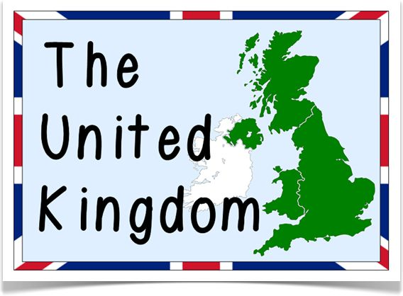 United Kingdom Posters - Treetop Displays - set of 9 A4 posters providing information on the United Kingdom. Includes: title poster, the United Kingdom, England, Scotland, Wales, Northern Ireland, Surrounding Seas and Oceans, the Union Flag and a coloured coded map of UK. Visit our website for more information and for other printable classroom resources by clicking on the provided links. Designed by teachers for Early Years (EYFS), Key Stage 1 (KS1) and Key Stage 2 (KS2).