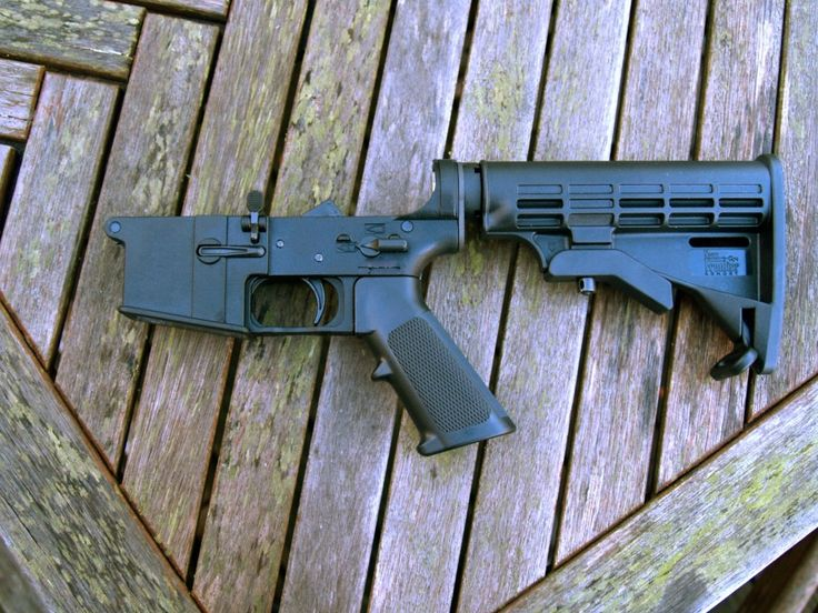 Gun Review: New Frontier Armory LW-15 (Polymer AR Lower Receiver) - The Truth About Guns