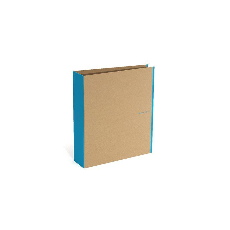 Capa de Argolas Quattro Colori Neon Azul Ref.ª LN16041_1