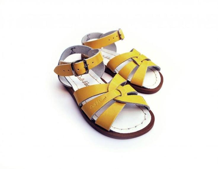 Salt-Water Originals Shiny Yellow - astas