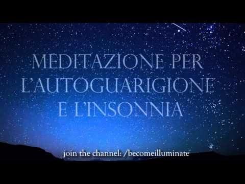 Meditazione guidata di Brian Weiss - Autoguarigione e insonnia - YouTube