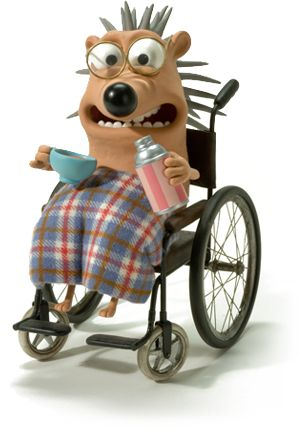 Wheelchair friend.  >>> See it. Believe it. Do it. Watch thousands of spinal cord injury videos at SPINALpedia.com