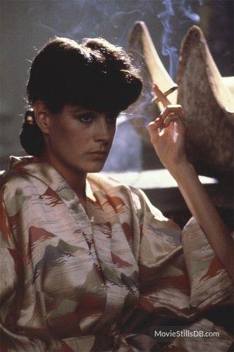 Blade Runner - Promo shot of Sean Young                                                                                                                                                      More
