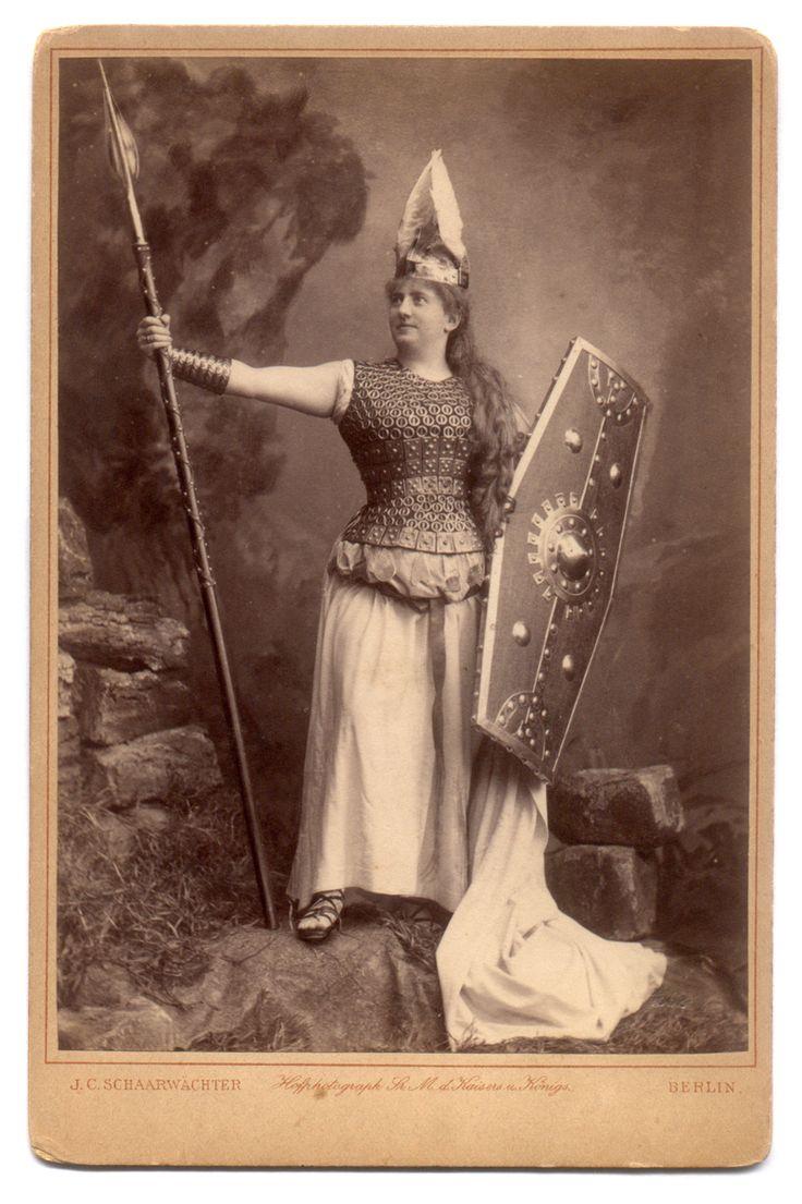 Vintage Brunhilde   Valkyries and Mermaids   Goddess ...