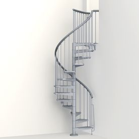 Best 25 spiral staircase kits ideas only on pinterest for 8 foot spiral staircase