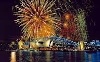Sydney, Australia Fireworks