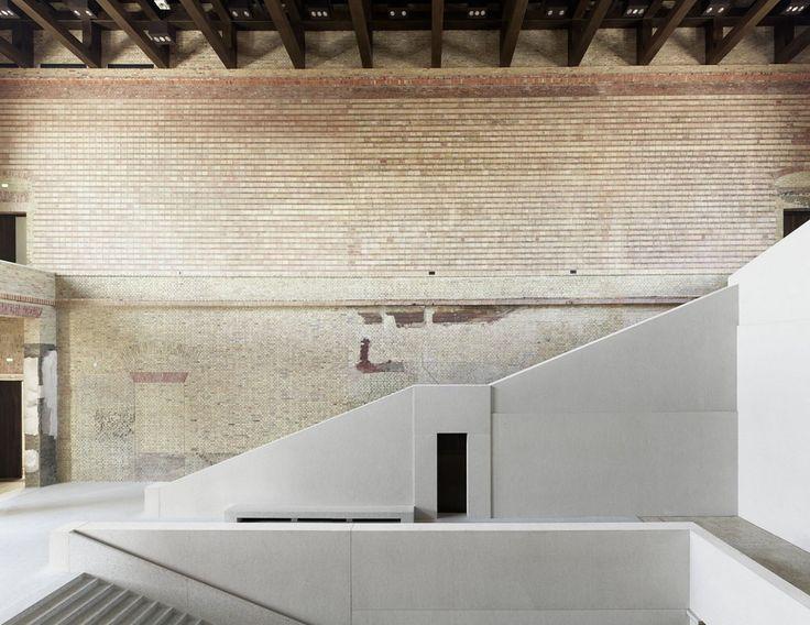 346_10_JvB_090216_N6 © SPK / David Chipperfield Architects, photo Jörg von Bruchhausen Neues Museum Berlin