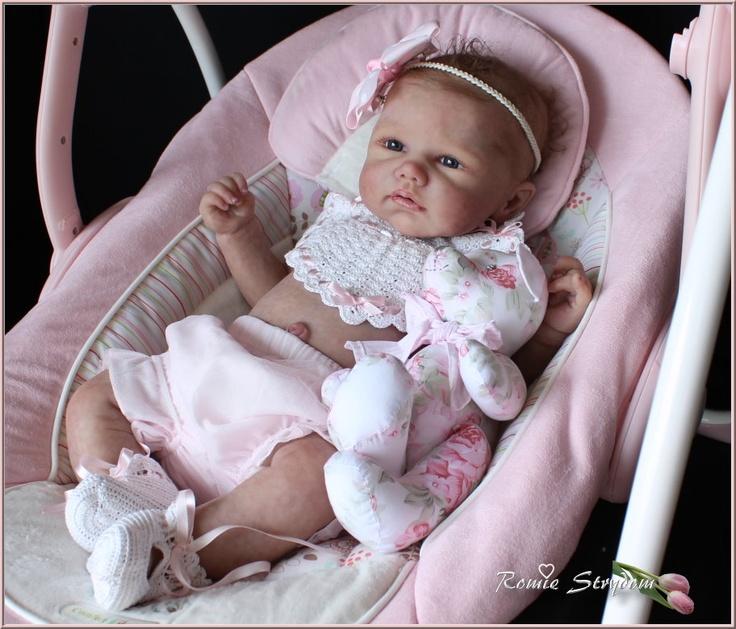 122 Best Dolls Images On Pinterest Bear Doll Reborn