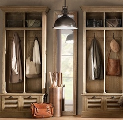 Portmanto Modelleri: Portmanto Modelleri, Restoration Hardware, Mudrooms, Weather Oak, Entry Mudroom, Mud Rooms, Entry Lockers, Shutters, Masif Mobilya