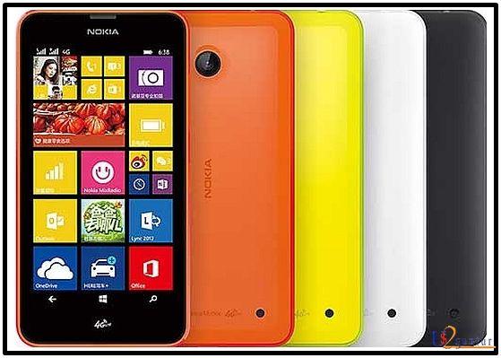 #Microsoft launches #4G Lumia 638 in India !!