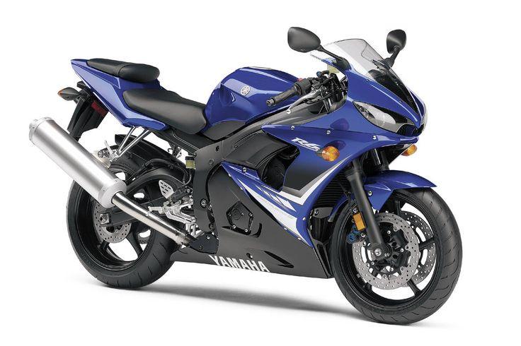 2008 Yamaha R6S