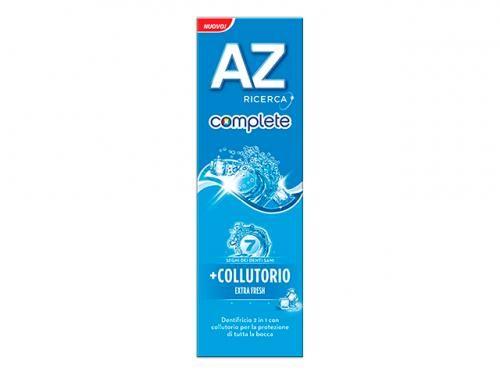 #Oral-b az complete  colluttorio extra fresh  ad Euro 3.47 in #Oral b #Trattamento viso igiene dentale