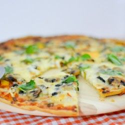 Thermomix Pizza Dough