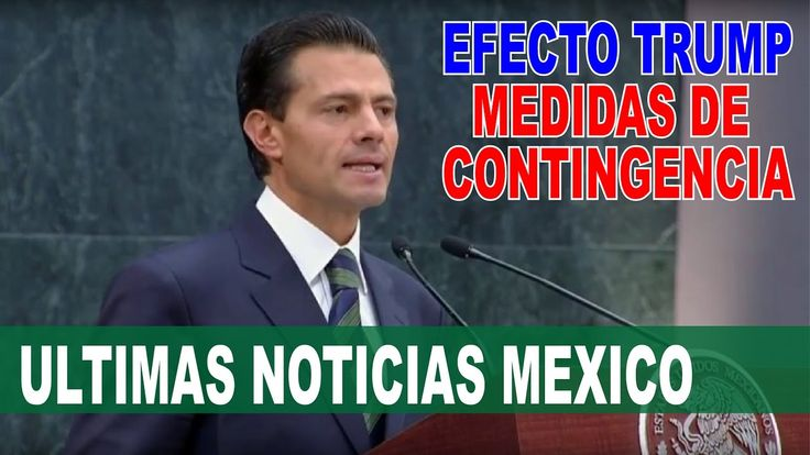 Ultimas noticias de MEXICO 17/11/2016