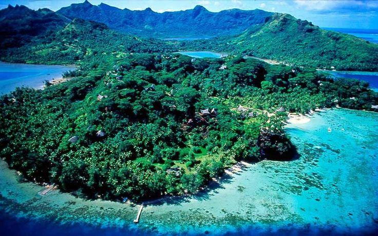 Pitcairn Island Pacific Ocean