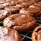 Best Mint Chocolate Cookies...I found using the chopped Andies Mints work the best when spreading on to the chocolate cookie!