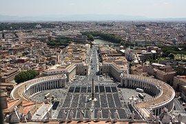Roma, Italia, Famosos, Vaticano, Lugar
