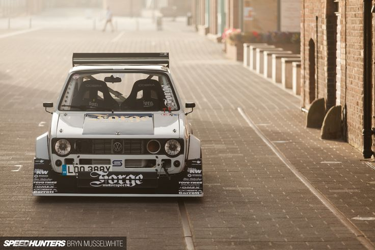 Volkswagen Golf GTI mark 1 - Berg Cup - Forge Motorsport