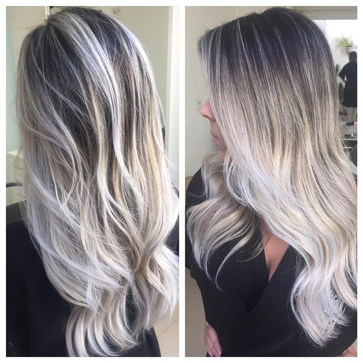 platinum ombre olaplex | Pretty Hairs & all things Beauty ...