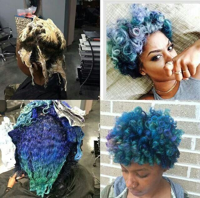 40 best Hair Color-Block images on Pinterest | Braids, Hair dos and ...