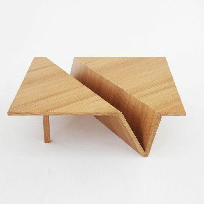 Table Basse En Bois Design