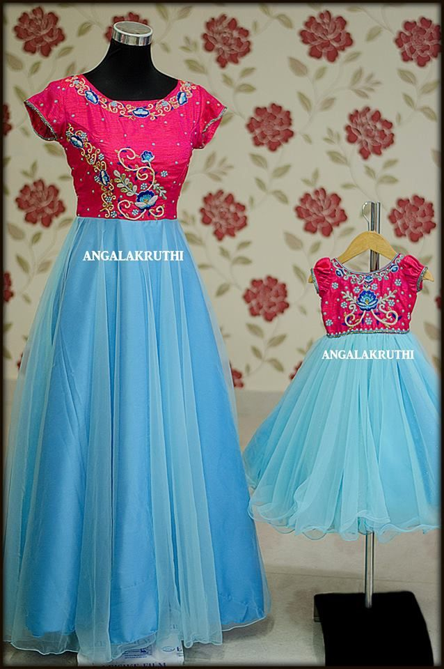 mom n me designs by Angalakruthi-Ladies and kids boutique in Bangalore  Mobile:8884346333