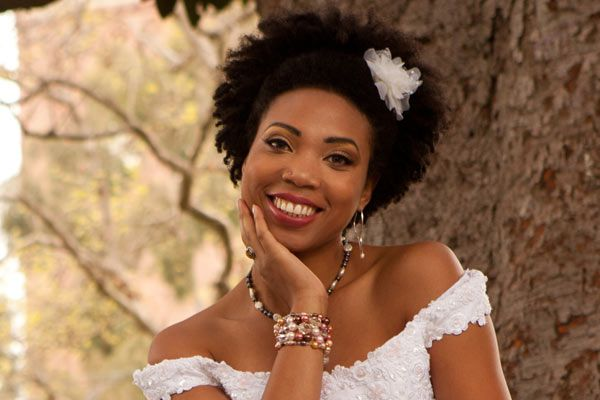 128 Best Nappy-hair-BRIDE Images On Pinterest