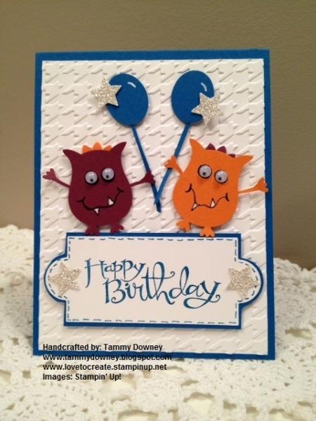 Male Youth Birthday Card