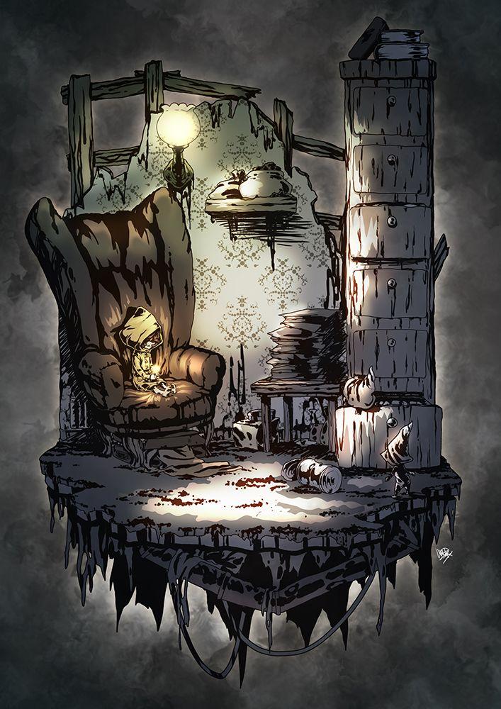 Little Nightmares by DHackTrix