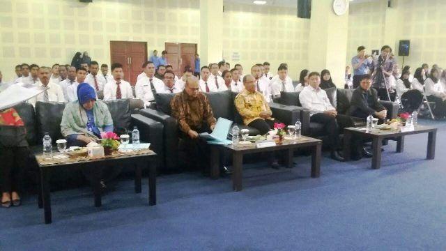 Jakarta, Obsessionnews.com - Sebanyak 30 orang aparatur pemerintah dari Timor Leste mengikuti program pelatihan bidang Teknologi Informasi dan Komunikasi (TIK) di Balai Pelatihan dan Pengembangan Tekn