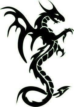 Mythical Creature Tattoo Designs   One of the most awe inspiring and intriguing mythical creatures are ...