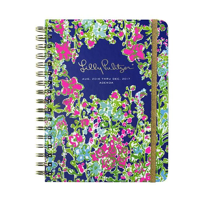 Shop For The 2016 2017 Large Agenda Southern Charm The