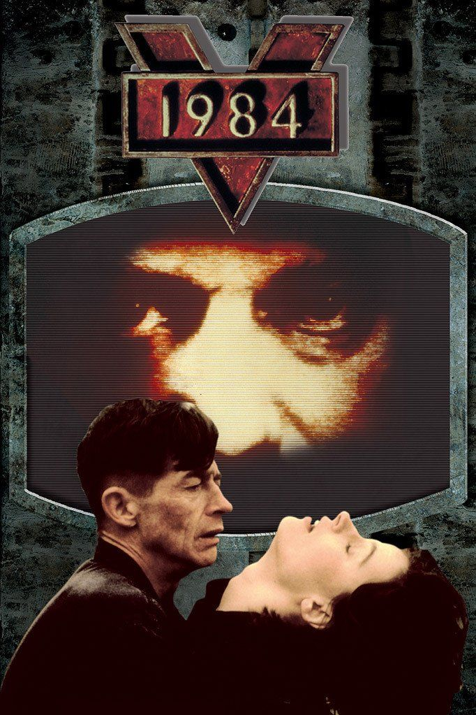 Nineteen Eighty-Four (1984) Film Poster